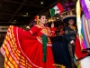 MISSISSAUGA, ON - MAY 24: The 34th annual Carassauga multicultural festival begins with the Opening Ceremonies on May 24th 2019 at the Paramount Fine Foods Centre in Mississauga, Canada. (Photo by Adam Pulicicchio)