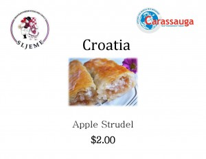 CroatiaAppleStrudel