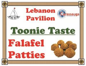LebanonFalafelPatties