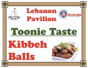 LebanonKibbehBalls