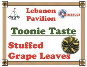 LebanonStuffedGrapeLeaves