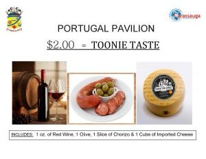 Portugal 2017 - Toonie Taste