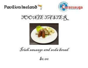 Ireland Toonie Taste