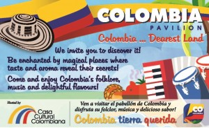Colombia Website