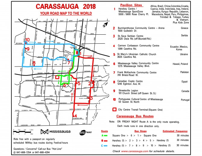 Carassauga_2018_busroute
